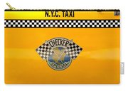 Car - City - Nyc Taxi Carry-all Pouch