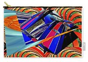 Car Colors As Art Carry-all Pouch