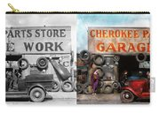 Car - Garage - Cherokee Parts Store - 1936 - Side By Side Carry-all Pouch