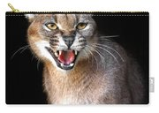 Caracal Hissy Fit Carry-all Pouch