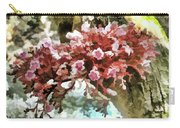 Carambola Flower Carry-all Pouch