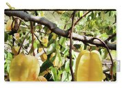 Carambola Fruit On The Tree Carry-all Pouch