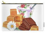 Caramel Chocolate Carry-all Pouch