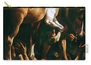 Caravaggio: St. Paul Carry-all Pouch by Granger