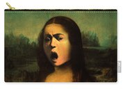 Caravaggio's Mona Carry-all Pouch