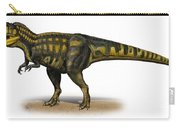 Carcharodontosaurus Iguidensis Carry-all Pouch