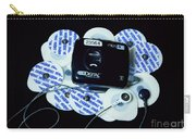 Cardiac Event Recorder Carry-all Pouch