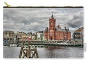 Cardiff Bay Skyline Carry-all Pouch