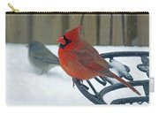 Cardinals Snow Day Carry-all Pouch