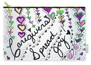 Caregivers Spread Joy Carry-all Pouch