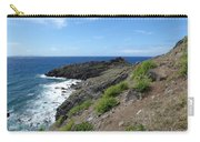 Caribbean Coastal Path Carry-all Pouch