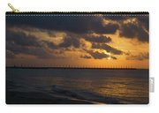 Caribbean Early Sunrise 4 Carry-all Pouch