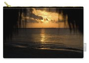 Caribbean Early Sunrise 5 Carry-all Pouch