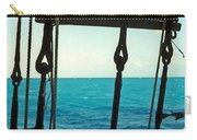 Caribbean From A Square Rigger Carry-all Pouch
