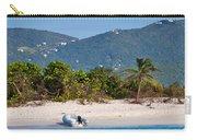 Caribbean Island Carry-all Pouch