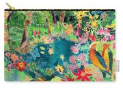 Caribbean Jungle Carry-all Pouch