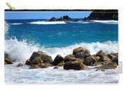 Caribbean Pounding Surf Carry-all Pouch