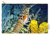 Caribbean Reef Lobster Carry-all Pouch
