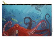Caribbean Reef Octopus Carry-all Pouch