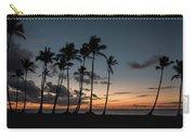 Caribbean Sunrise Carry-all Pouch