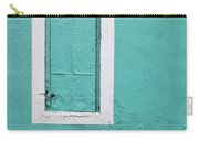 Caribbean Window Carry-all Pouch