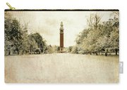 Carillon In The Snow Carry-all Pouch