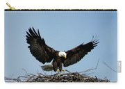 Cape Vincent Eagle Carry-all Pouch