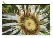 Carline Thistle Carry-all Pouch