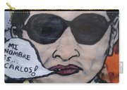 Carlos The Jackal Carry-all Pouch
