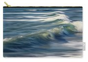 Ocean Wave Abstract Carry-all Pouch