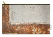 Carlton 14 - Abstract Concrete Wall Carry-all Pouch