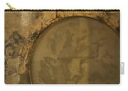 Carlton 3 - Abstract Concrete Carry-all Pouch