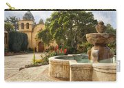 Carmel Church And Fountain Carry-all Pouch