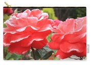 Carmel Mission Roses Carry-all Pouch
