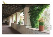 Carmel Mission Walkway Carry-all Pouch