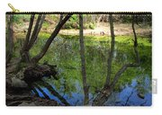 Carmel River At Gilmore Ranch Carry-all Pouch