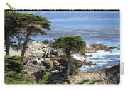 Carmel Seaside With Cypresses Carry-all Pouch