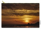 Carmel Sunset Carry-all Pouch