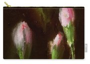 Carnation Buds  Carry-all Pouch