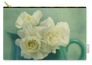 Carnations In A Jar Carry-all Pouch