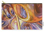 Carnival Abstract Carry-all Pouch