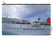 Carnival Cruise Ship Carry-all Pouch