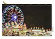 carnival Fun and Food Carry-all Pouch by James BO  Insogna