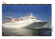 Carnival Inspiration Cruise Ship Carry-all Pouch
