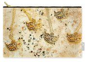 Carnival Masquerade Jewels Carry-all Pouch