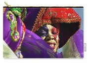 Carnival Personified Carry-all Pouch