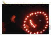 Carnival Smiley Face Carry-all Pouch