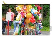 Carnival Vendor 3 Carry-all Pouch