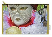 Carnivale Mask #10 Carry-all Pouch