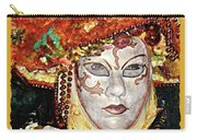 Carnivale Mask #12 Carry-all Pouch